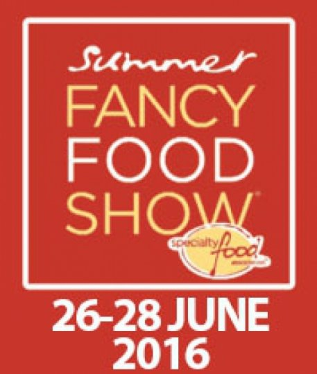Logo Summer Fancy Food New York